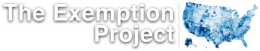 The Exemption Project Logo